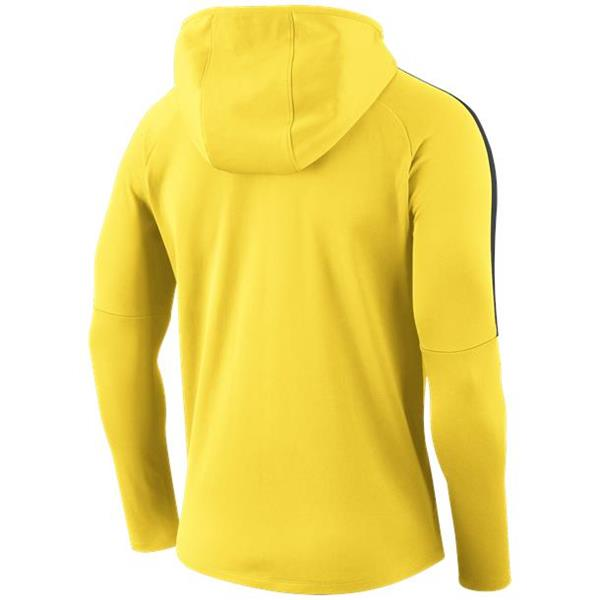 Nike Academy 18 Hoody Tour Yellow/Anthracite