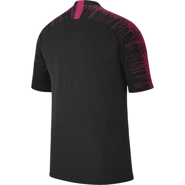 Nike Strike Football Shirt Black/Vivid Pink