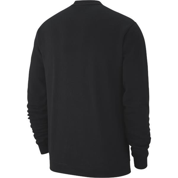 Nike Team Club 19 Crew Black/White