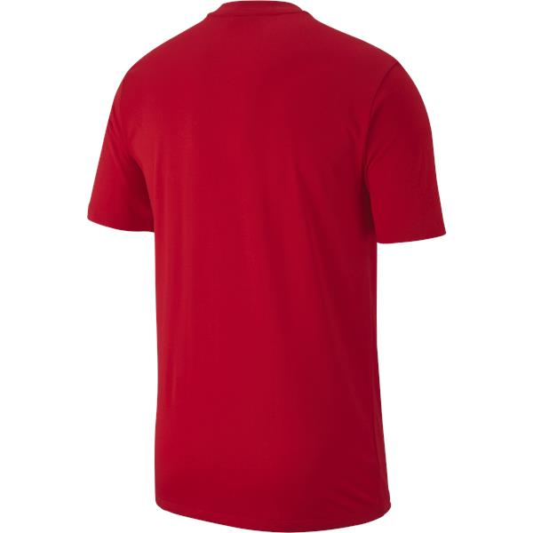 Nike Team Club 19 Tee University Red/White