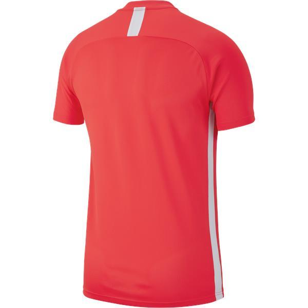 Nike Academy 19 Training Top Bright Crimson/White