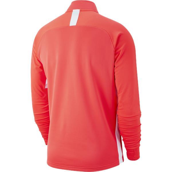 Nike Academy 19 Drill Top Bright Crimson/White