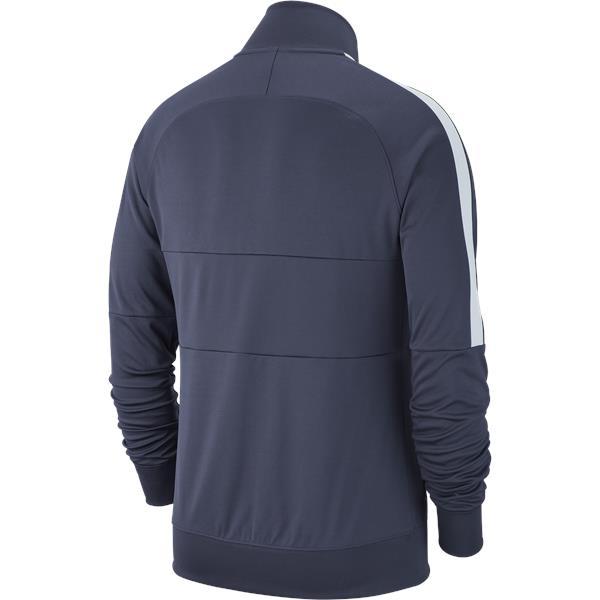 Nike Academy 19 Knit Track Jacket Anthracite/White