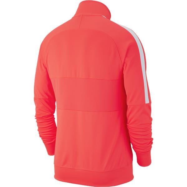 Nike Academy 19 Knit Track Jacket Bright Crimson/White