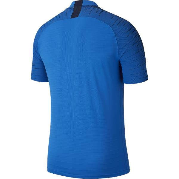 Nike Vapor Knit II Football Shirt Royal Blue/Obsidian