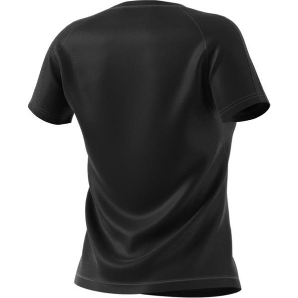 adidas Tiro 17 Womens Black/Dark Grey Training Jersey