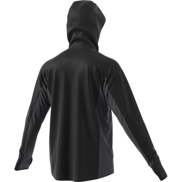 adidas Tiro 17 Black/Dark Grey Warm Top