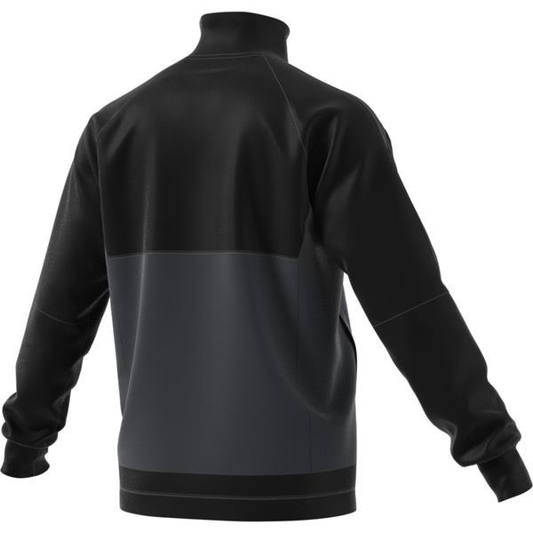 adidas Tiro 17 Black/Dark Grey Pes Jacket