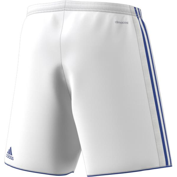 adidas Tastigo 17 White/Bold Blue Football Short