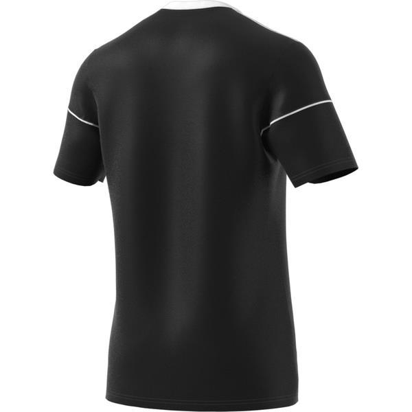 adidas Squadra 17 SS Black/White Football Shirt