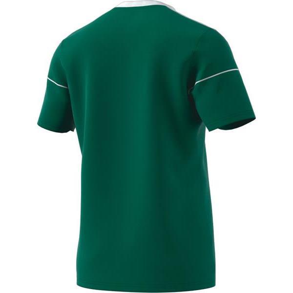 adidas Squadra 17 SS Bold Green/White Football Shirt