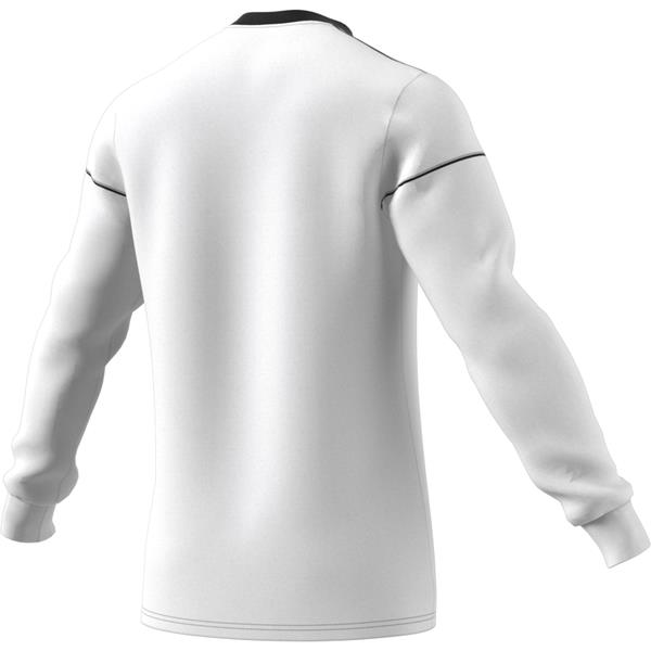 adidas Squadra 17 LS White/Black Football Shirt