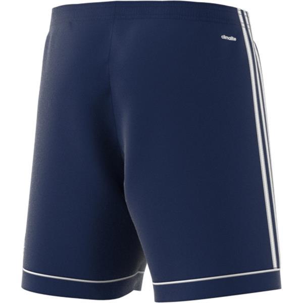 adidas Squadra 17 Dark Blue/White Football Short