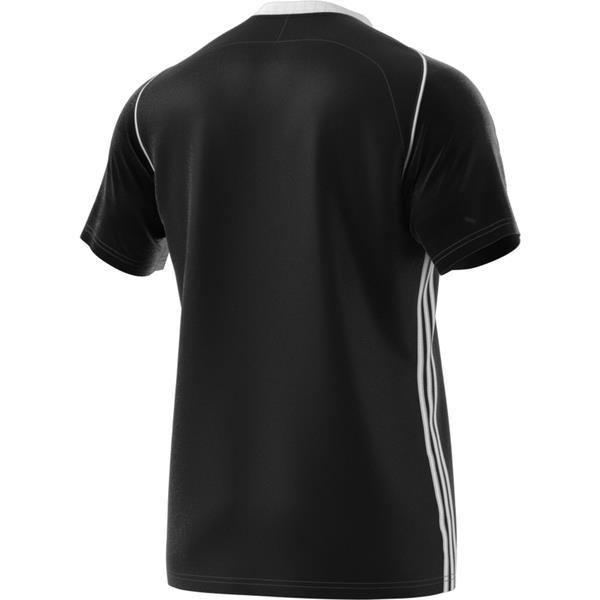 adidas Tiro 17 Black/White Football Shirt