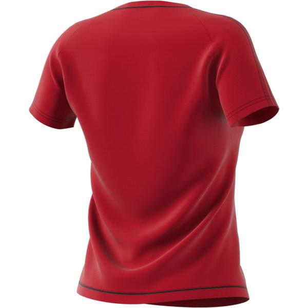 adidas Tiro 17 Womens Scarlet/Black Training Jersey