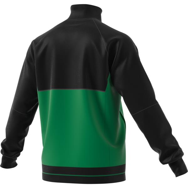 adidas Tiro 17 Black/Green Pes Jacket