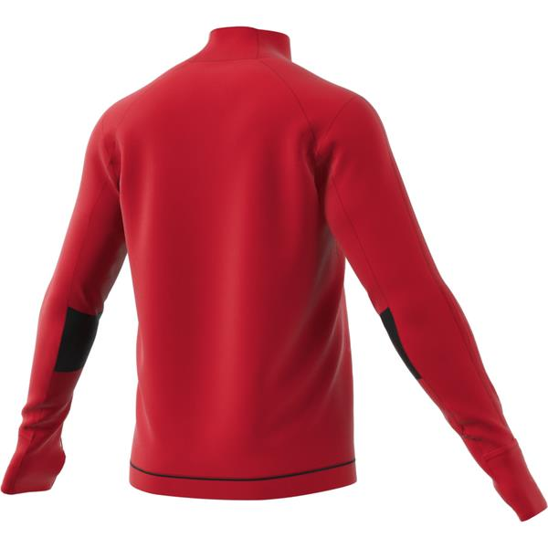 adidas Tiro 17 Scarlet/Black Training Top