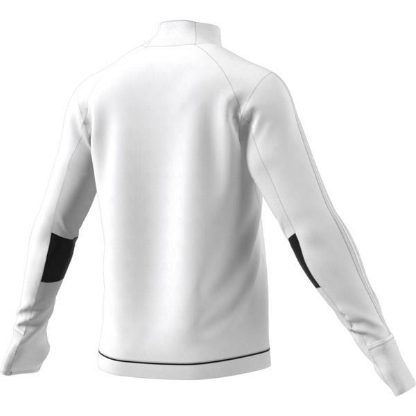 adidas Tiro 17 White/Black Training Top Youths