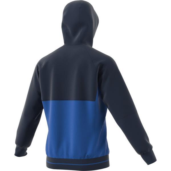 adidas Tiro 17 Collegiate Navy/Blue Presentation Jacket