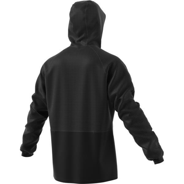 adidas Condivo 18 Black/White Rain Jacket