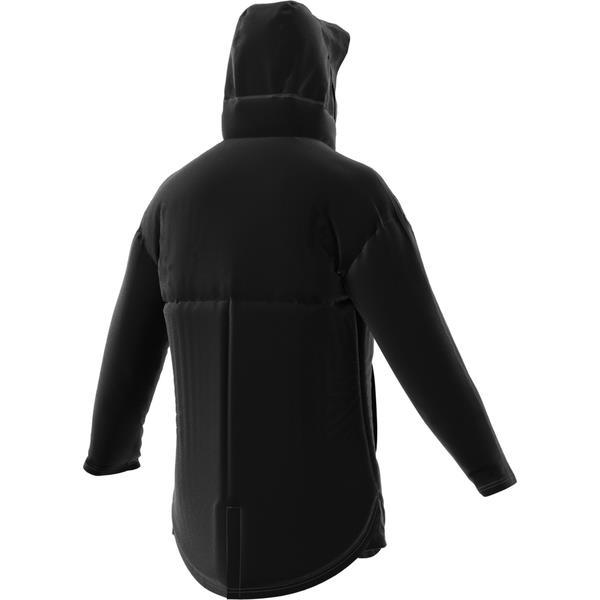 adidas Jacket 18 Black/White Stadium Parker