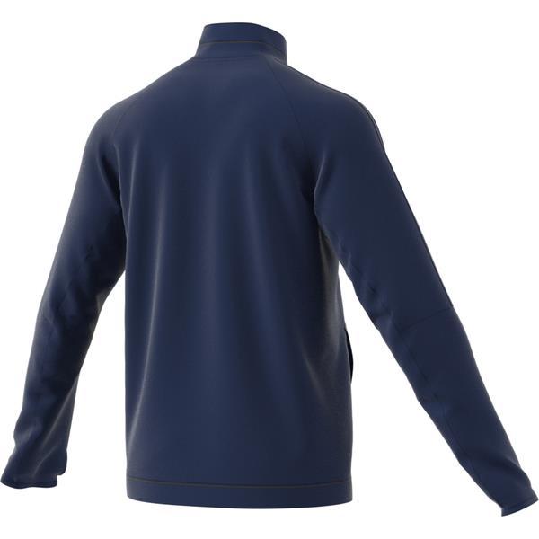adidas Tiro 17 Dark Blue/Grey Training Jacket Youths