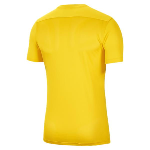 Nike Park VII SS Football Shirt Tour Yellow/Black
