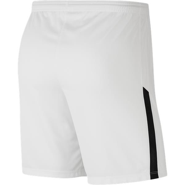 Nike League II Knit Short White/Black