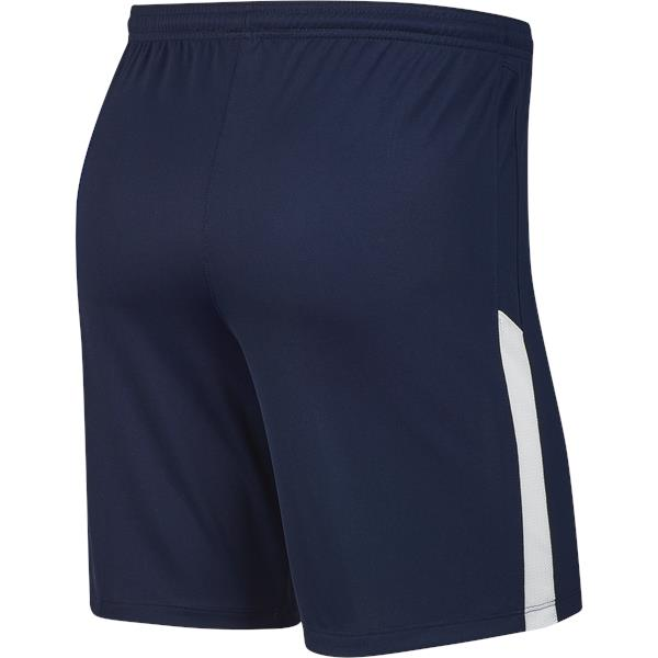 Nike League II Knit Short Midnight Navy/White