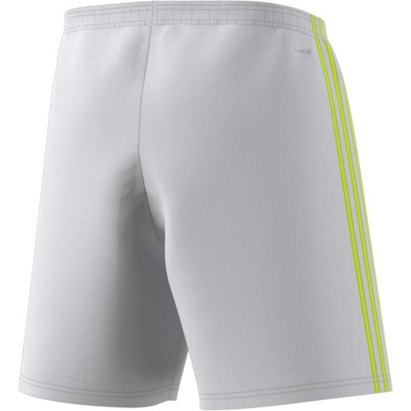 adidas Condivo 18 Grey/Semi-Solar Yellow Football Short