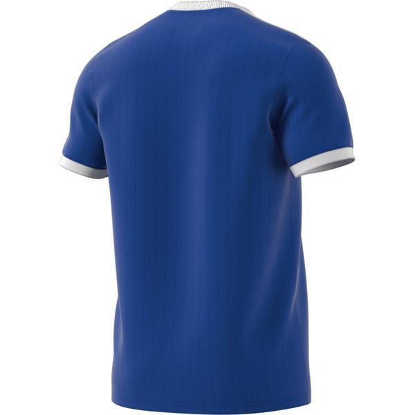 adidas Tabela 18 SS Bold Blue/White Football Shirt