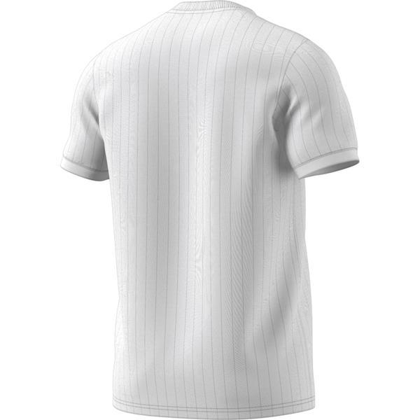 adidas Tabela 18 SS White/White Football Shirt