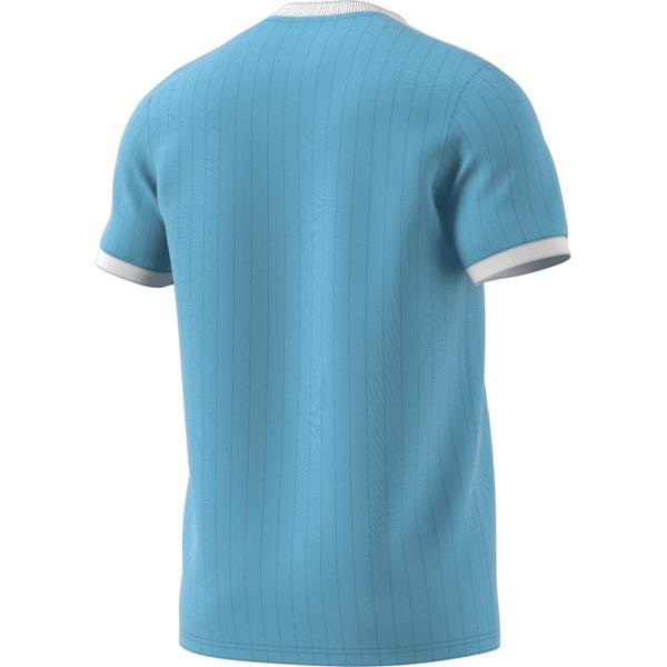 adidas Tabela 18 SS Clear Blue/White Football Shirt