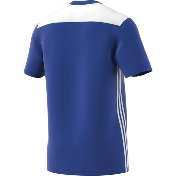 adidas Regista 18 Bold Blue/White Football Shirt