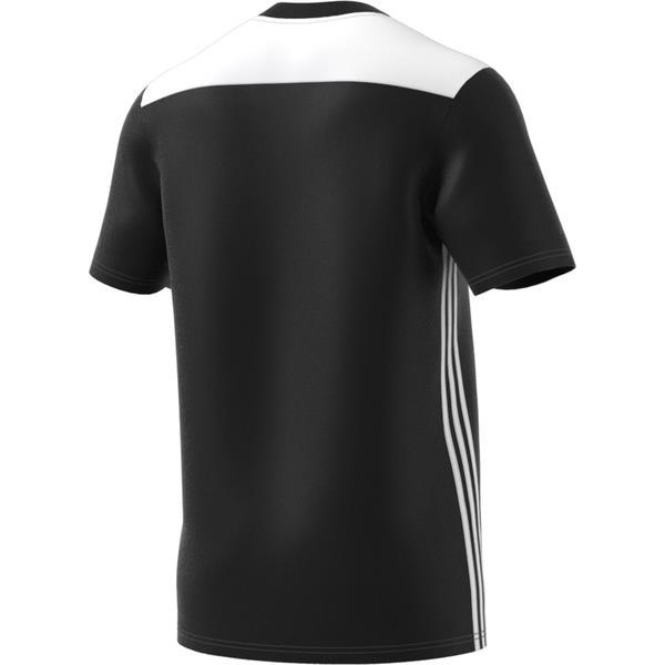 adidas Regista 18 Black/White Football Shirt