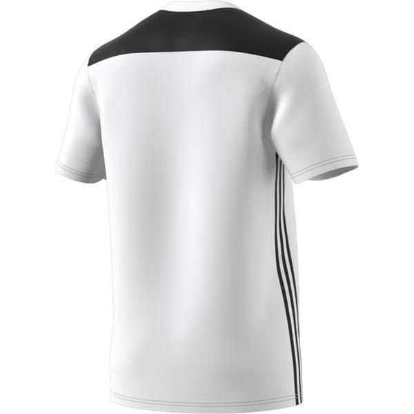 adidas Regista 18 White/Black Football Shirt
