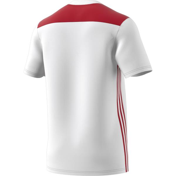 adidas Regista 18 White/Power Red Football Shirt