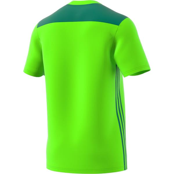 adidas Regista 18 Solar Green/Bold Green Football Shirt