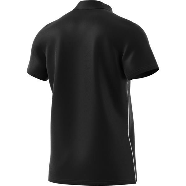adidas Core 18 Black/White Polo
