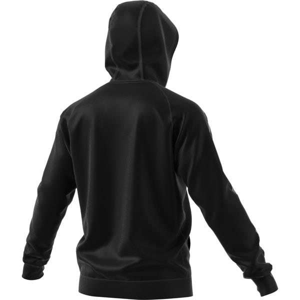 adidas Core 18 Black/White Hoody