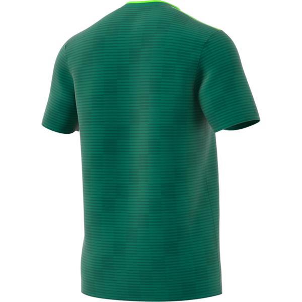 adidas Condivo 18 Bold Green/Solar Green Football Shirt