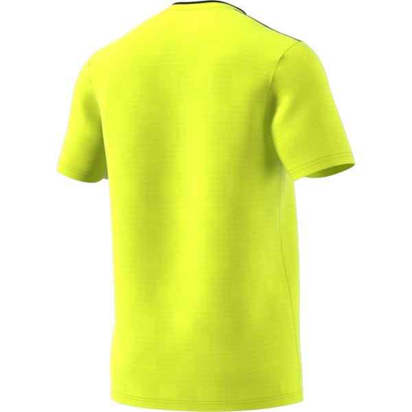 adidas Condivo 18 Solar Yellow/Black Football Shirt