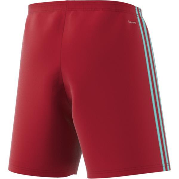 adidas Condivo 18 Power Red/Energy Aqua Football Short