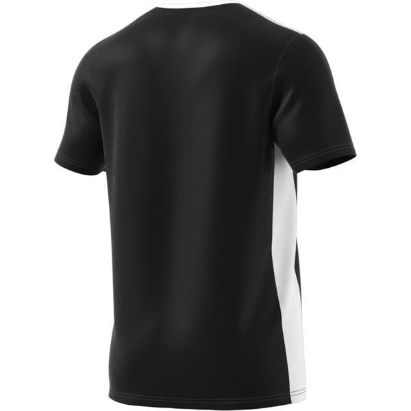 adidas Entrada 18 Black/White Football Shirt