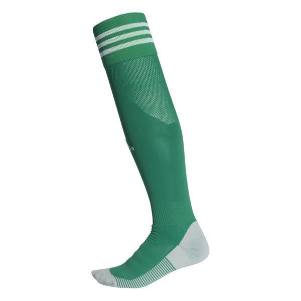 adidas ADI SOCK 18 Bold Green/White Football Sock