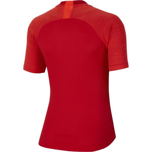 Nike Womens Strike Football Shirt Uni Red/Bright Crimson
