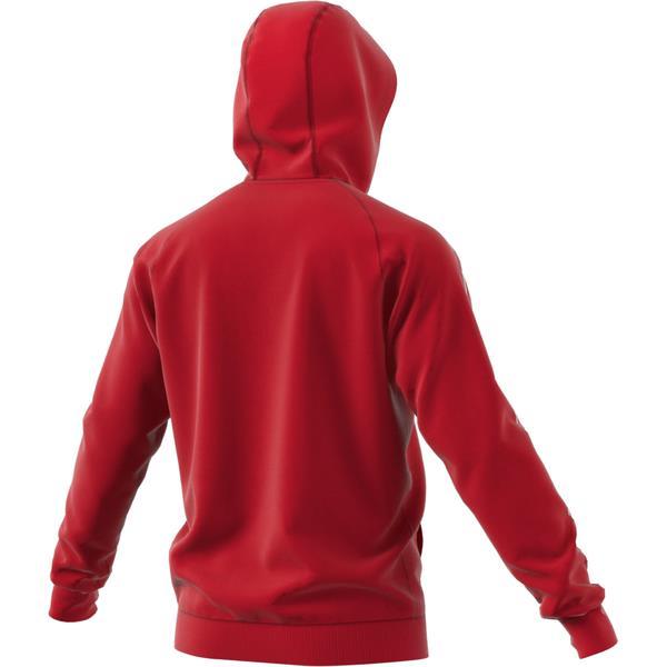 adidas Core 18 Power Red/White Hoody