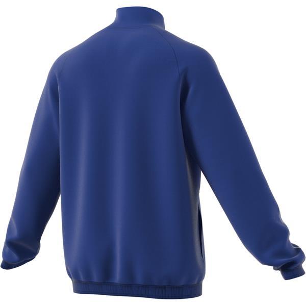 adidas Core 18 Bold Blue/White Presentation Jacket