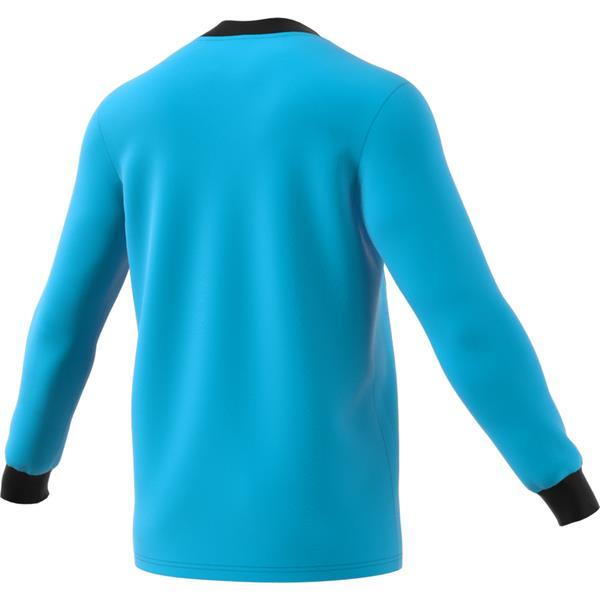 adidas REF 18 Bright Cyan Long Sleeve Jersey