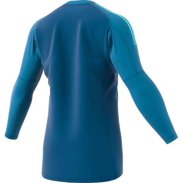 adidas ADIPRO 18 Aqua/Unity Blue Goalkeeper Shirt